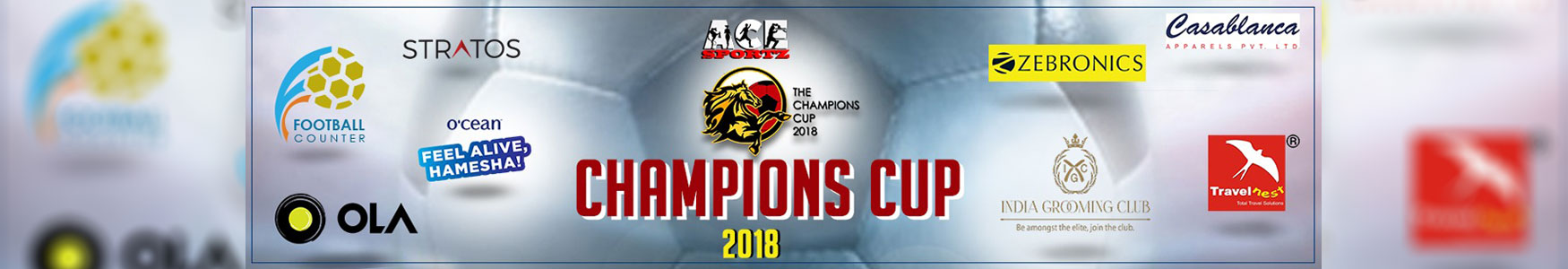 Ace Champions Cup 2018