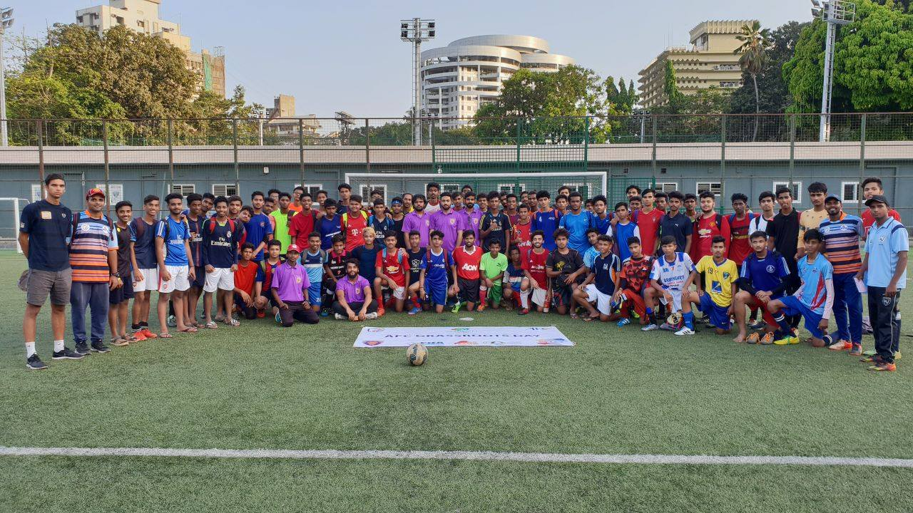 PIFA AFC Grassroot day
