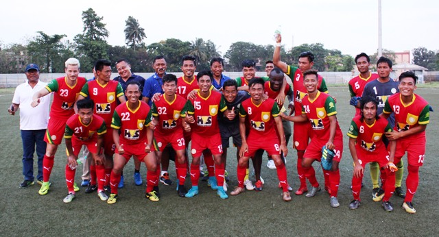 Following the completion of all the Preliminary Round matches at the 2017/18 Hero 2nd Division League, four teams are known who will battle it out in the final round for the coveted Hero I-League berth.