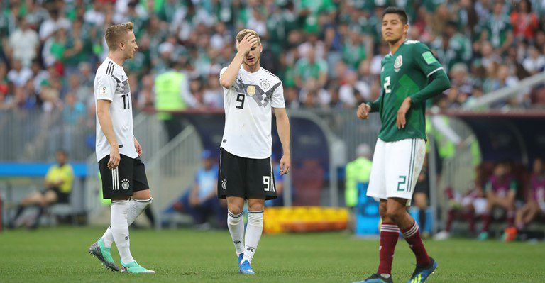 FIFA World Cup 2018: Germany vs Mexico - Review, Stats