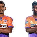 FC Pune City sign midfield Gabriel and Shankar