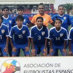 Indian Women against Madrid CF