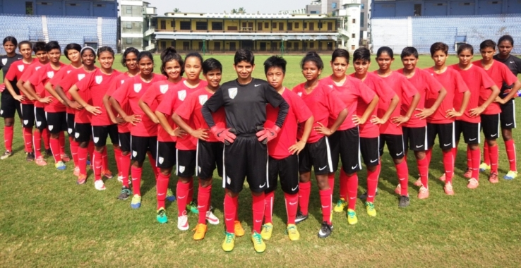 Taking inspiration from fellow brothers, Indian eves ready for SAFF challenge