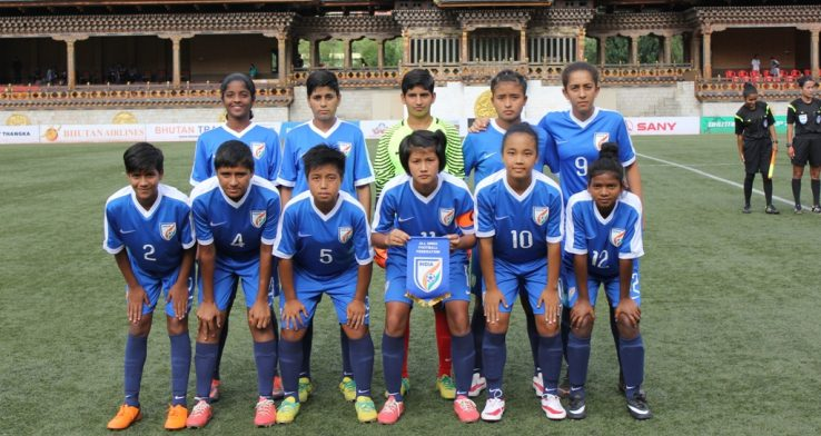 SAFF U15 Championship: Indian Eves hammer 12 past hapless Sri Lanka