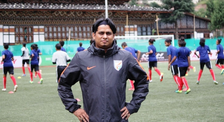 After starting their SAFF U-15 Championship with a fashionable 12-0 win over Sri Lanka, Head Coach Firmin D'Souza cautioned against complacency ahead of India's clash against hosts Bhutan in their second group match on August 13, 2018.