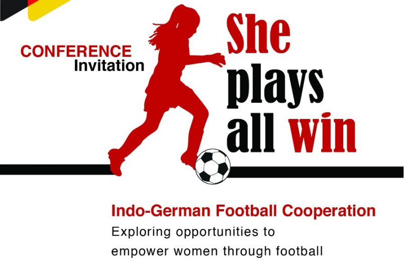 Invitational conference on Indo-German Football Cooperation to be held on 14th October