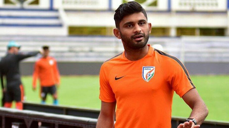 Defender Anas Edathodika who has been one of the mainstays in the current Indian National Team defence felt that upsetting China