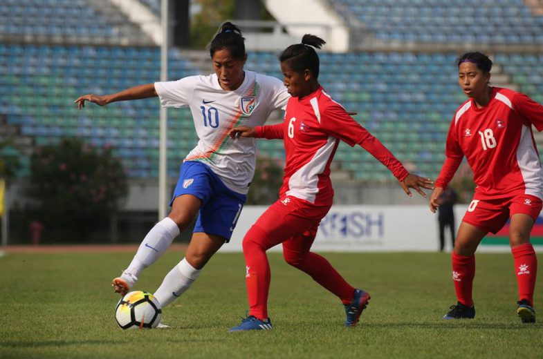 2020 AFC Women's Olympic Qualifyiers: India begin campaign with a 1-1 draw against Nepal