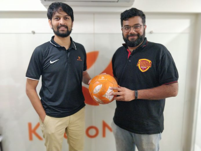 Forza India Academy and Khelomore