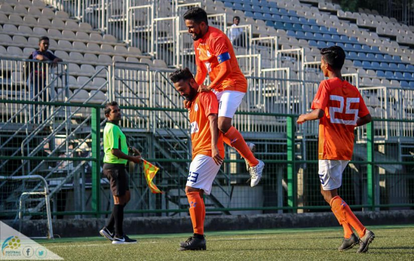 Aman stars with brace as CFCI take top spot in table
