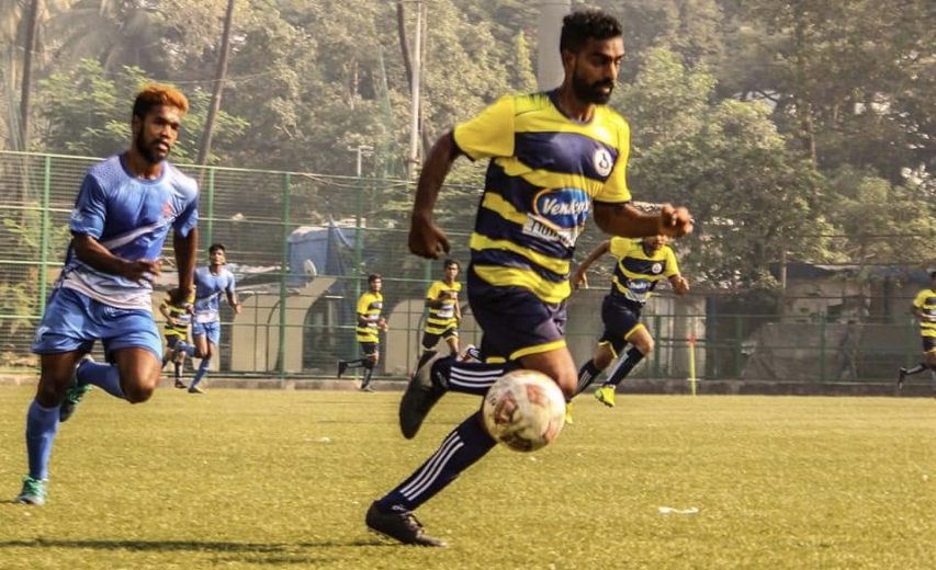 Shrikant Mallu (pictured) was in full form for Mumbai Customs against Bank of India in their MDFA ELITE DIVISION game on Thursday