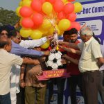 The Inaugural edition of Thane District Football Ad Hoc Committee commenced on Jan 8 with TDFA Navi Mumbai Zone.