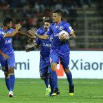 Bastos strike in Mumbai win in vain as Goa progress to final on aggregate