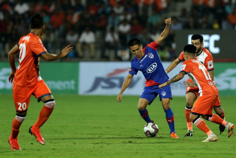 It will be a battle between Bengaluru FC's famed defense and FC Goa's well known attacking policy, here we take a look at three key player battles