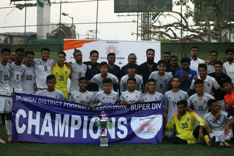 FC Pune City ICL Payyade