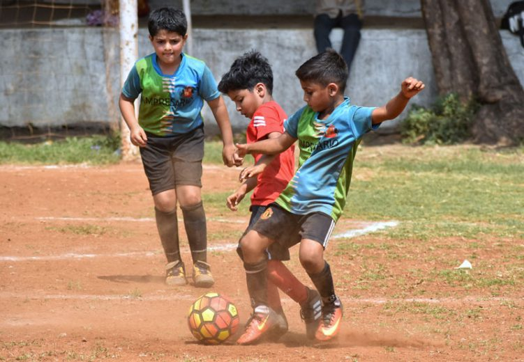 This month, FootFun Football Academy will bring out its 7th edition of 5-A Side tournament with an aim to boost football among 8 - 12 year olds of Mumbai