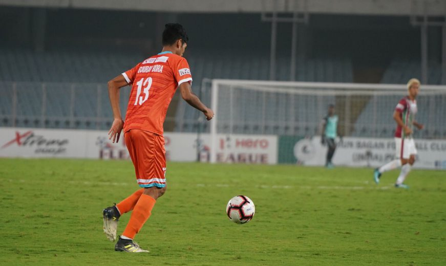 The Hero I-League has turned into a breeding ground for budding young Indian players over the years. This season, another youngster has achieved glory,