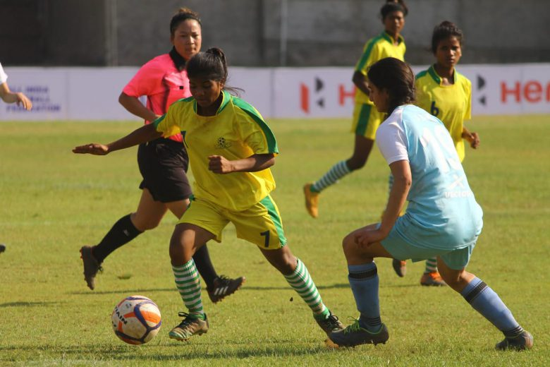 Hero Junior Girls' NFC 2019-20: Haryana, Jharkhand start off with thumping victories.