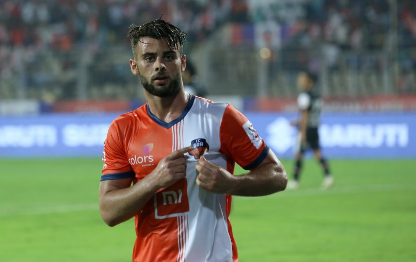 FC Goa midfielder Hugo Boumous has been adjudged Hero Indian Super League 'Hero of the Month' for the month of February 2020.