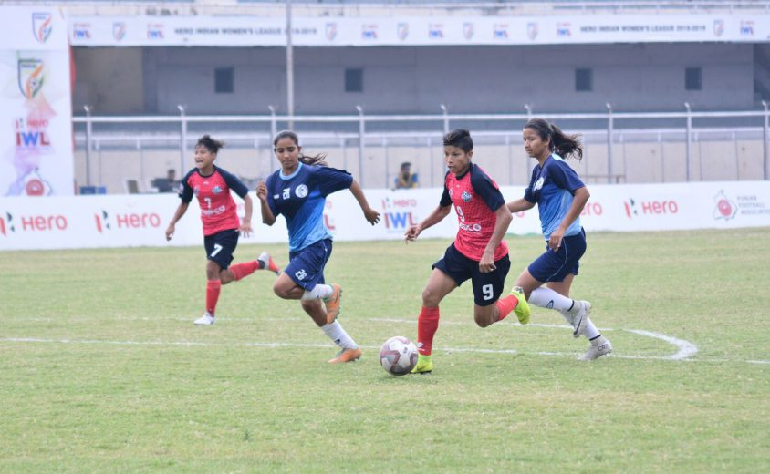 Sethu FC rounded off their Group campaign with an all win record after a massive 7-0 victory at the Guru Nanak Stadium in Ludhiana, on Saturday.