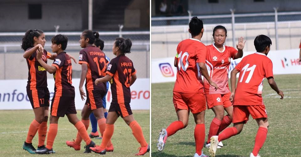 It's that time of the tournament again! The Group Stage is over, and we are all set for the 2018-19 Hero Indian Women's League semifinals to get underway