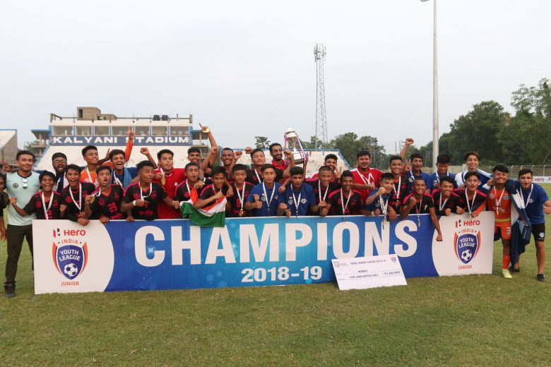 Minerva Punjab won their fourth Hero Junior League title in a row, after beating fellow finalists Bengaluru FC in the final at the Kalyani Stadium