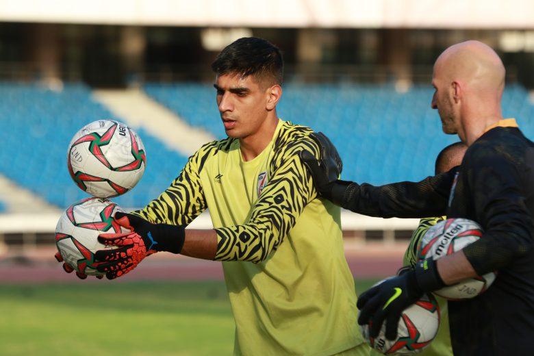 Indian Senior Men's National Team goalkeeper Gupreet Singh Sandhu lavished high praise on current Indian Team's goalkeeper coach Tomislav Rogic