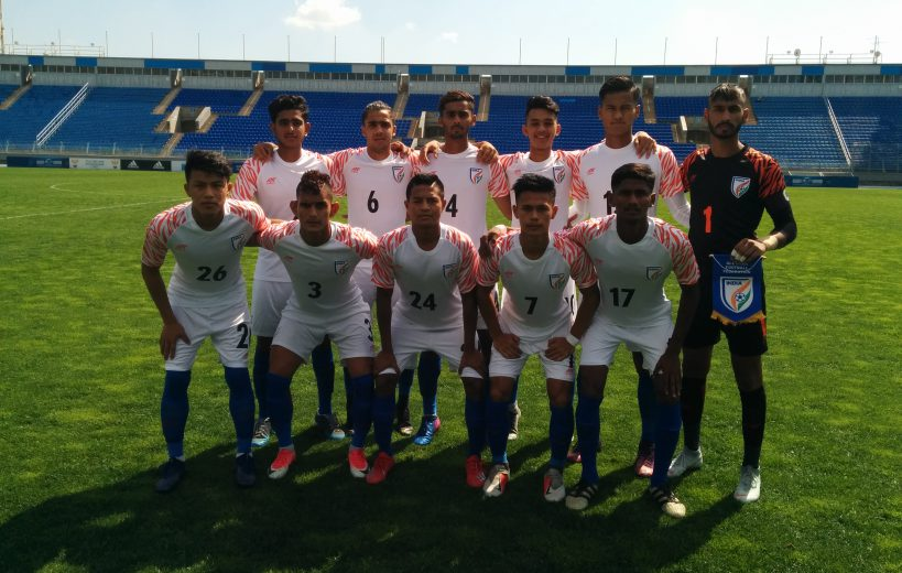 Despite dishing out a promising performance against Moldova, India U-19 National Team had to taste their second defeat in the ongoing XXXI Granatkin Memorial Tournament today.