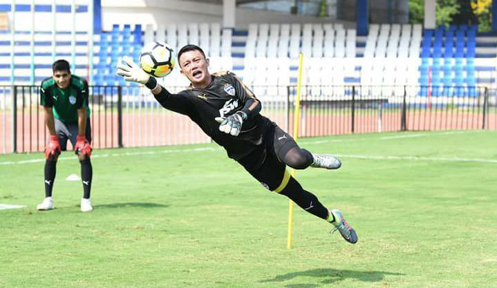I-League side East Bengal fights off competition from ISL clubs to sign Goalkeeper Lalthuammawia Ralte from FC Goa on a loan deal