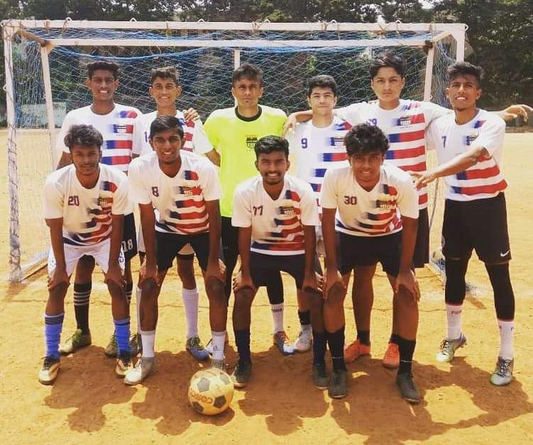 Established just a year ago, FC Cecilians with its young and talented bunch of players have already begun etching their name in Mumbai Football fraternity.