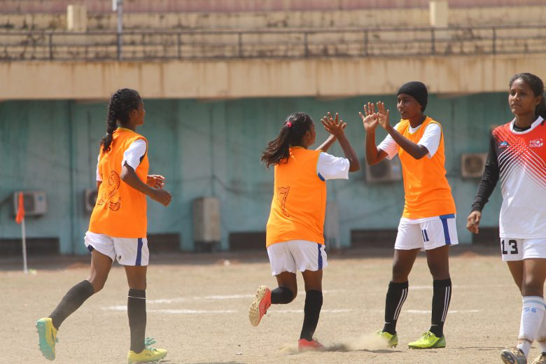 WIFA Inter-District Football Tournament got underway with a total of four games contested on Day 1, Ahmednagar, Thane, Buldhana and Gondia qualified