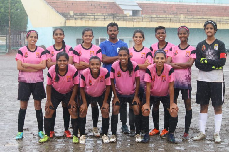 After hot sunny weather surrounded the whole tournament, rain almost played a spoilsport in the final as both Pune and Buldhana found it hard to execute their plans