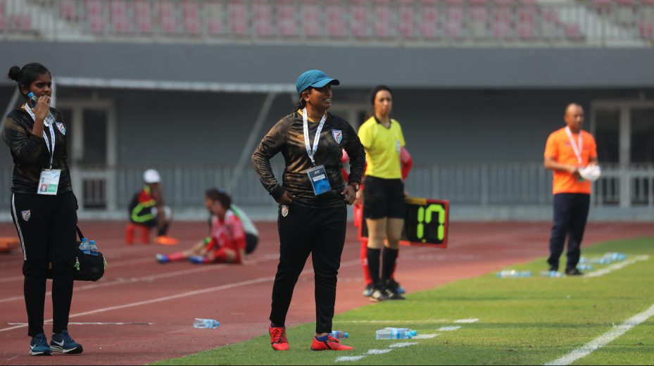 Indian Senior National Team Women's Head Coach Maymol Rocky believes that the women's National Team players stay aware how hard they need to work