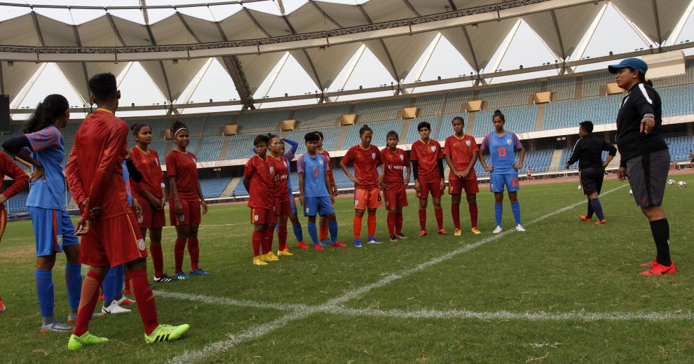 Senior Indian Women's Team is all set to kick-off its COTIF Cup 2019 campaign in Valencia, Spain, on Thursday (August 1, 2019) against Equatorial Guinea