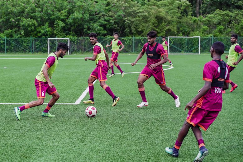 The defending Goa Pro League champions FC Goa (Development Team) are all set to take the field at Duler against former I League champions Dempo SC