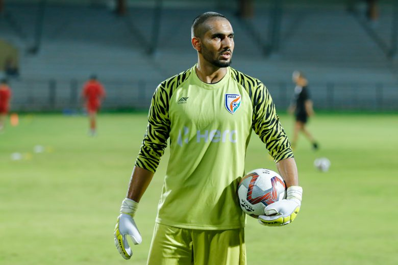 While goalkeeper Kamaljit Singh is yet to make his senior team debut, his breakthrough season with FC Pune City in the Hero Indian Super League makes him confident for the challenge.