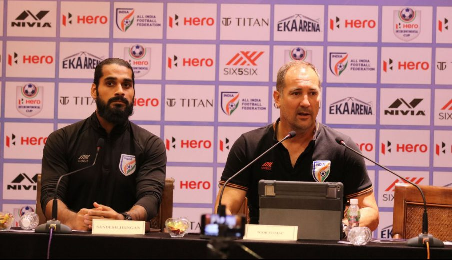 With the Indian Senior Men's National Team all set to begin their Hero Intercontinental Cup 2019 campaign tomorrow (July 7, 2019) against Tajikistan,