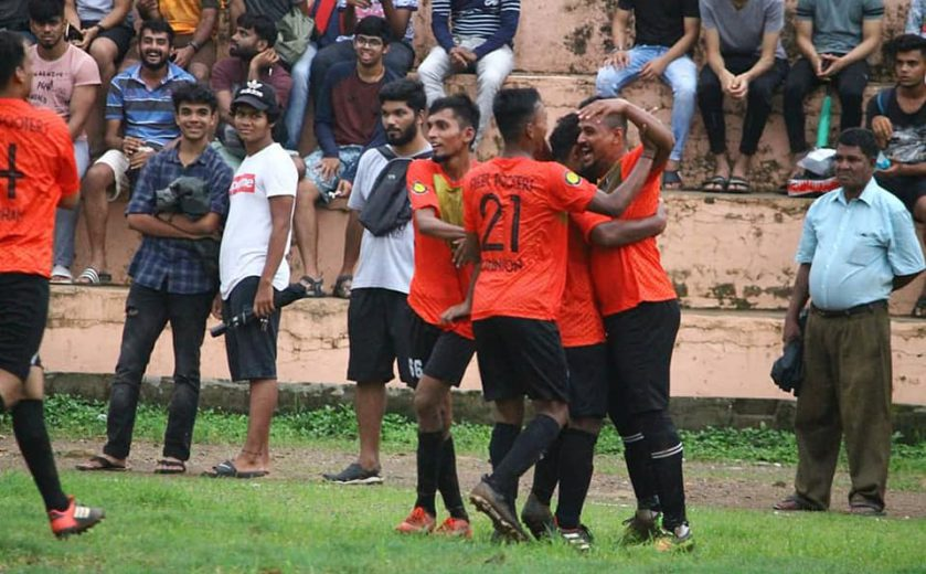 Day of low-scoring but close games as Kajupada FC, Milan Club edged their opponent 1-0