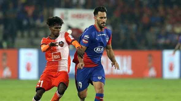 The 22-year-old left-back was one of four players to make the step up to FC Goa's first team from Clifford Miranda's developmental squad