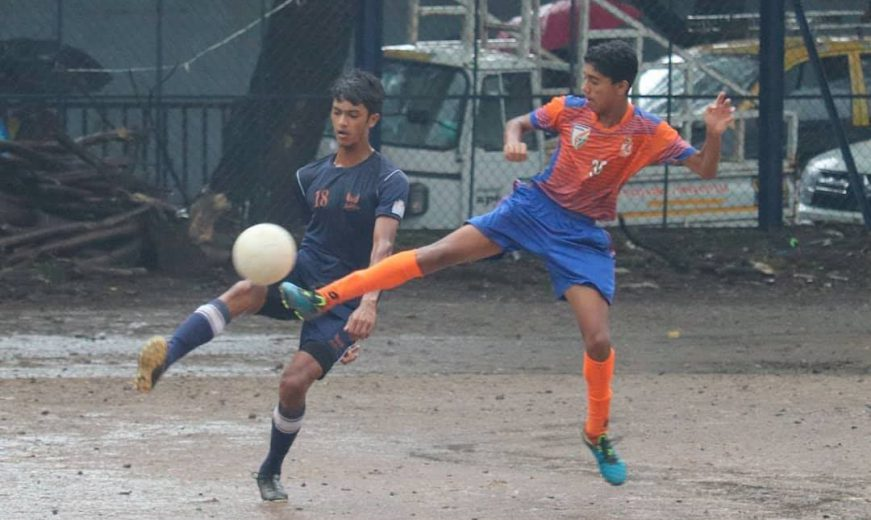 KSA Ambitious FA, South Mumbai FC and Ravens FC all scored identical 2-0 wins in their respective 3rd Division encounter of the Rustomjee-MDFA League