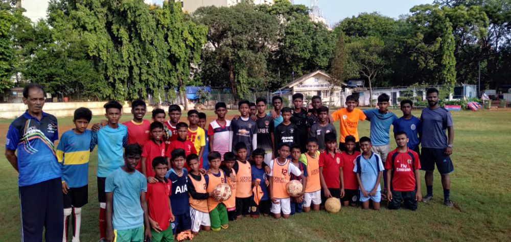 Dhanbad Football Academy – a professional football academy registered with AIFF will be launching a training center in Mumbai for U10-U18 age category.