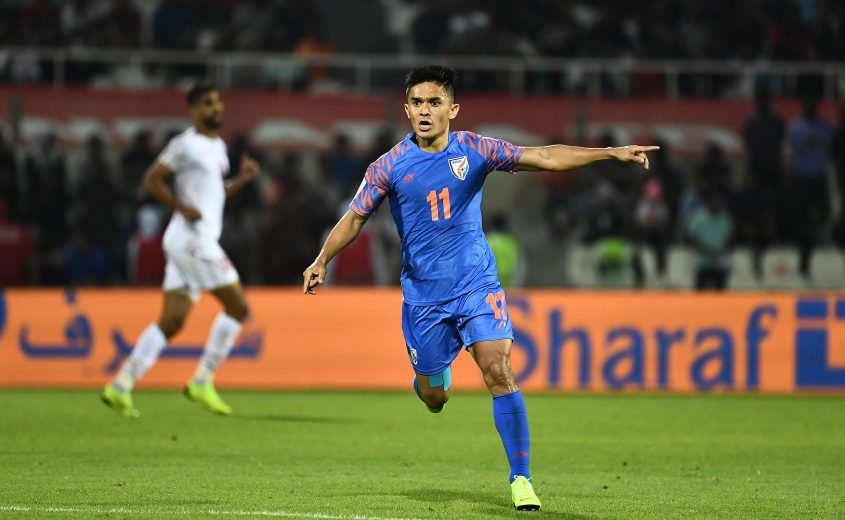 Chhetri with his 70 International goals talks about his 6th AIFF Player of the Year Award, he being the biggest MC Mary Kom fan, his learnings from Mary Kom