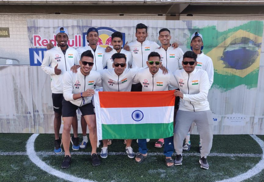 India's Kalina Rangers remained the only team that defeated the title champions Zsírkréták from Hungary in the entire tournament.