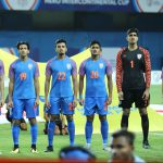 India were drawn with Asian Champions Qatar, Oman, Afghanistan, and Bangladesh in Group E in the AFC Draw for the preliminary competition
