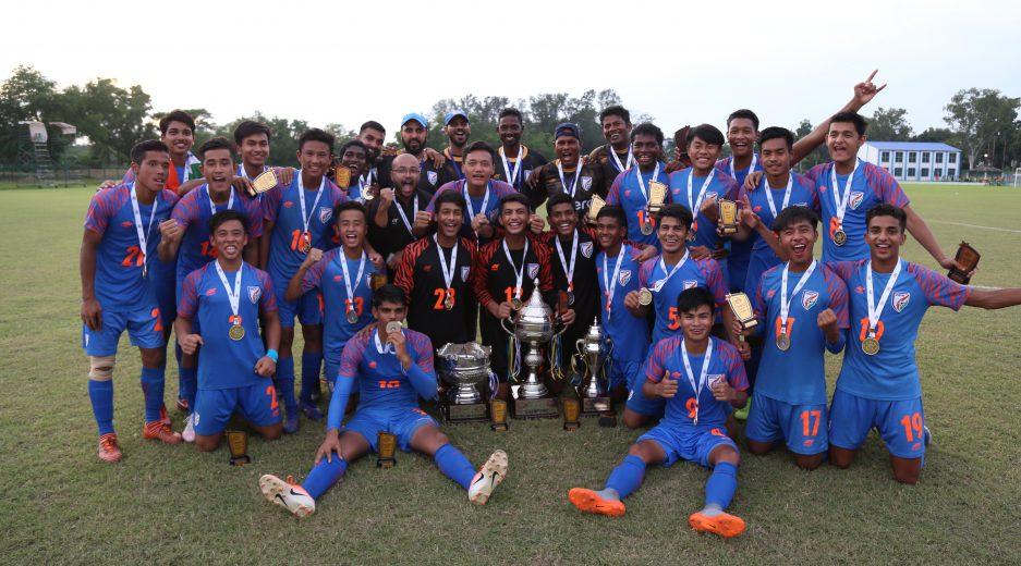 SAFF U15 Championships
