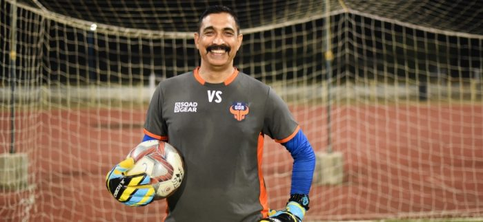 Former Indian goalkeeper Virender Singh,who helped India record a famous win over the UAE in 2001, is tasked with moulding the new generation of keepers