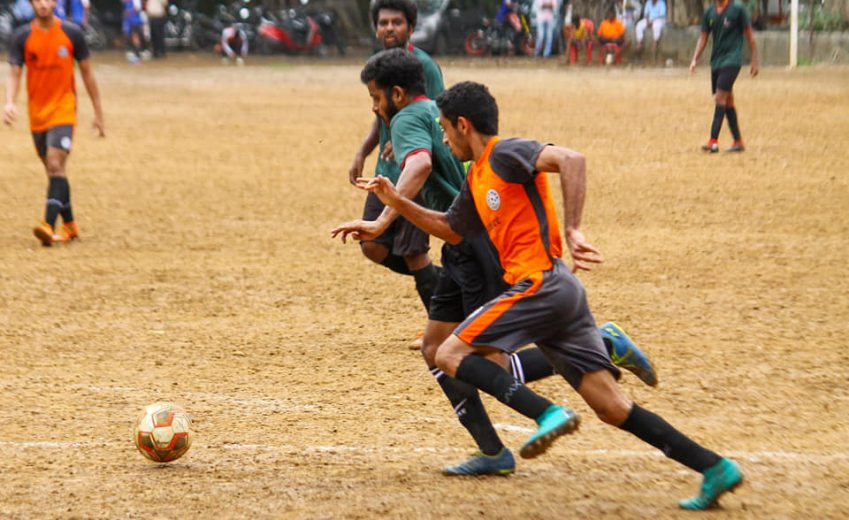 Customs pick easy win as Iron Born FC, Western Railway edge their opponents to book spot in quarter-finals while Millat FC,  Mumbai Strikers win in Penalty shootout