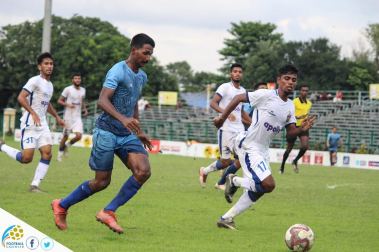 18th August 2019, Mohun Bagan Ground, Kolkata:The two times ISL champions, Chennaiyin FC played the last match of their Durand Cup campaign