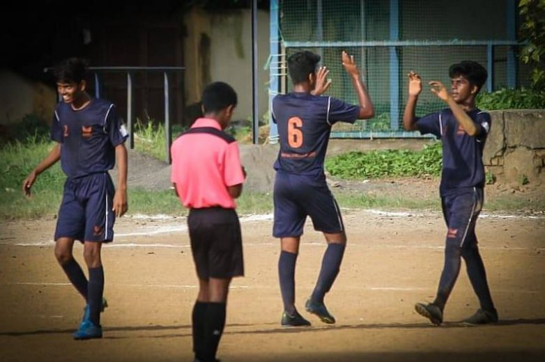 Devarsh Koli second half strike guides KSA Ambitious FC to a hard fought 1-0 win against Kopana FC (B) while Black Panthers picked a come from behind win
