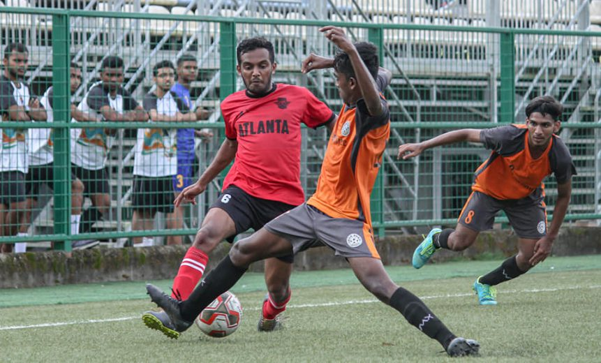 The opening game of 2019 Rustomjee - MDFA Nadkarni Cup kicked off on 21st August with a goal less draw between Iron Born and Atlanta FC